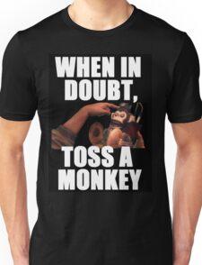 Black Ops 2 Monkey Bomb Unisex T-Shirt