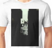 Side Street View At Exeter  Unisex T-Shirt