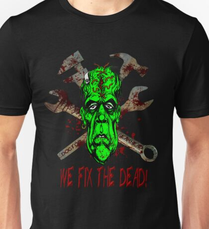 DR.GEAEHEAD Unisex T-Shirt