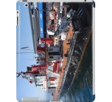 Chief Seattle iPad Case/Skin