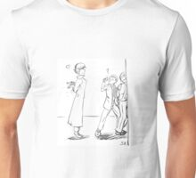 Heart of the Chase Unisex T-Shirt