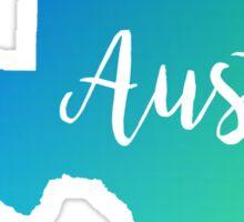 Austin, TX 3 Sticker