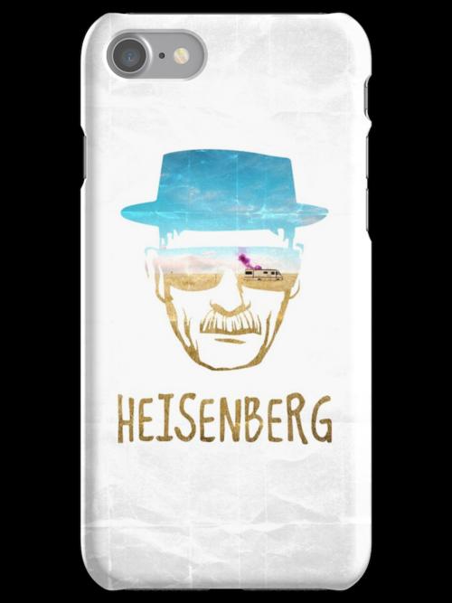 Heisenberg by Davis Wiltshire