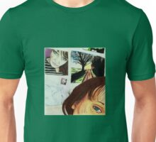 Looking Over My Own Shoulder Again Unisex T-Shirt