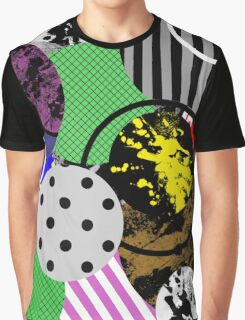 Bits And Pieces 5 Graphic T-Shirt
