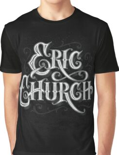 eric church  thypo Graphic T-Shirt