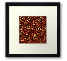 Abstract ornaments Framed Print