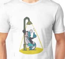Mickey Two Face Unisex T-Shirt