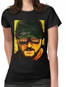 eric church  Womens Fitted T-Shirt