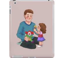 We Will Play With Your Toys iPad Case/Skin