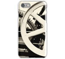 Old Thresher 2 vintage iPhone Case/Skin