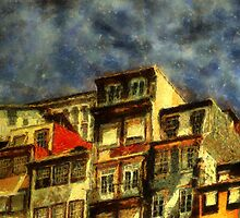 Dawn Comes in Colors by RC deWinter