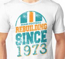 Miami Football - Rebuilding Unisex T-Shirt