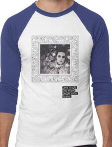 Love is Ugly Men's Baseball ¾ T-Shirt