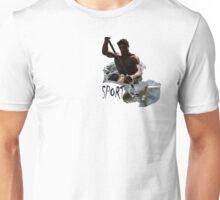 water sport canoe Unisex T-Shirt