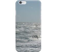 Ocean off Nags Head iPhone Case/Skin