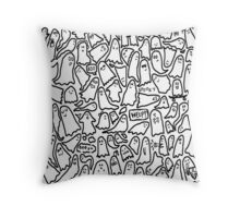ghost adventures. Throw Pillow