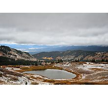 Cottonwood Pass #2 Photographic Print