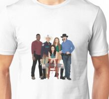 Wynonna Earp The Black Badge Division Unisex T-Shirt