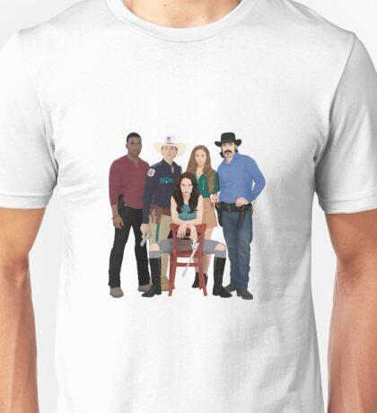Wynonna Earp The Black Badge Division Unisex T-Shirt