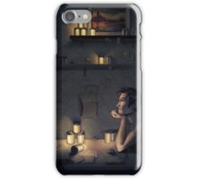 Claude's Fireflies iPhone Case/Skin