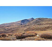 Mount Evans Photographic Print