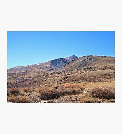 Mount Elbert Photographic Print