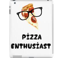 Pizza Enthusiast iPad Case/Skin