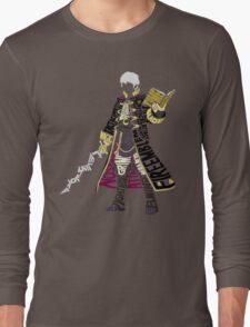 Robin Typography Long Sleeve T-Shirt