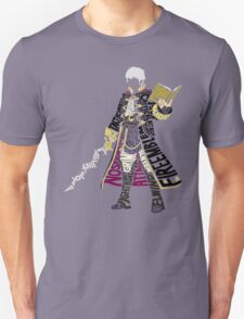 Robin Typography T-Shirt