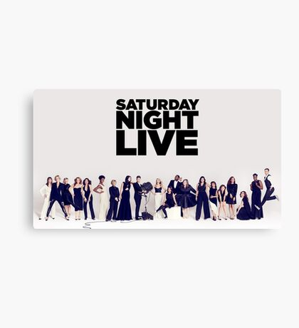 Women of SNL Canvas Print