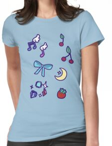 Cute! Womens Fitted T-Shirt
