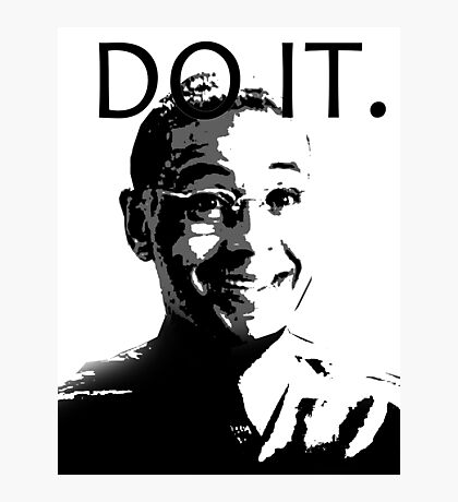 DO IT - Gustavo Fring Photographic Print