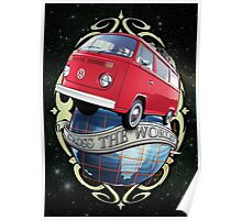 Cross the World - Bus T2 Poster