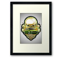 Rat Poison - Tuning Car Framed Print