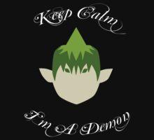 Keep Calm-Amaimon by SummerMiko
