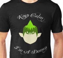 Keep Calm-Amaimon Unisex T-Shirt