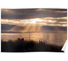 Tahunanui Beach - Nelson - NZ Poster