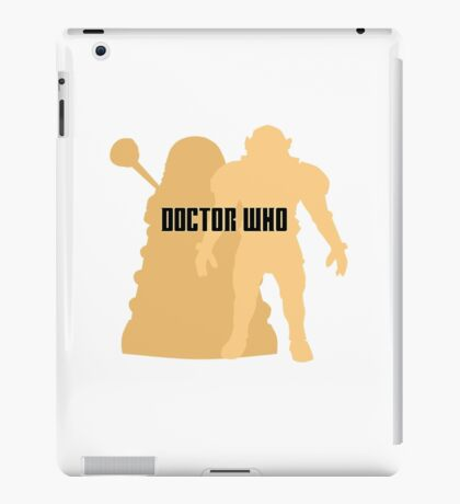 Doctor Who Villains iPad Case/Skin