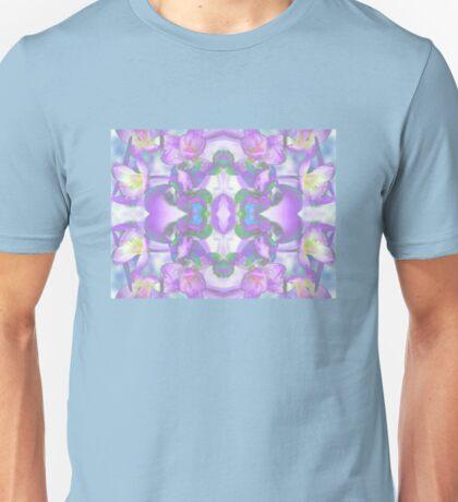 Unicorn Flowers Unisex T-Shirt