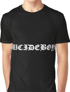$UICIDE BLACK Graphic T-Shirt