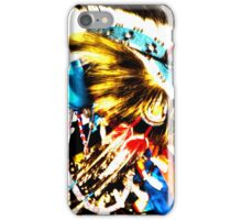 Pow Wow-59872 iPhone Case/Skin
