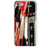 Pow Wow-98067 iPhone Case/Skin