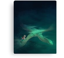 HM03 - Surf Canvas Print
