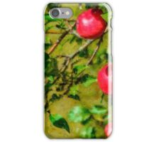 Late Summer Apples iPhone Case/Skin
