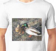Spring Mallards Unisex T-Shirt