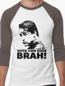 Vaya Con Dios Brah! Men's Baseball ¾ T-Shirt