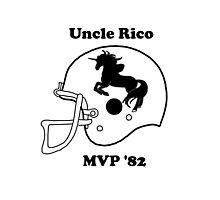 Uncle Rico MVP Photographic Print