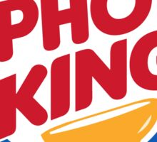 Pho King Delicious Sticker