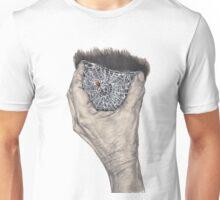 Crazy Weird Spider Web Hand Unisex T-Shirt